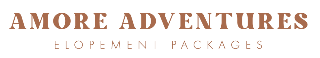 Amore Adventures text logo